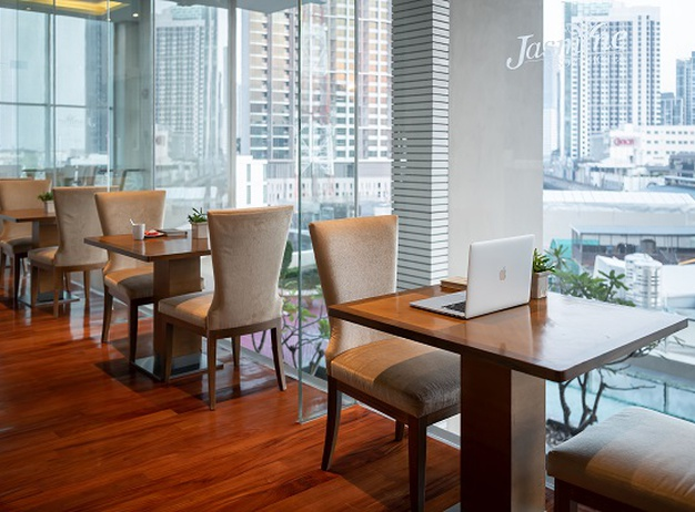 Exclusive Lounge Jasmine Resort Hotel en Bangkok
