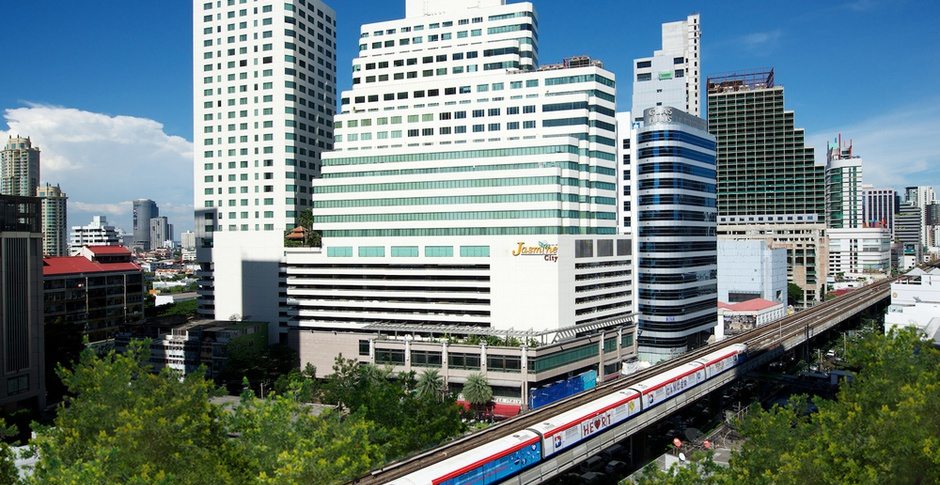 FREE INDOOR PARKING Jasmine City Hotel en Bangkok