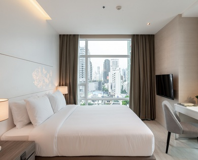 EXCLUSIVE SUITE 2 BEDROOM  Jasmine 59 Hotel en Bangkok