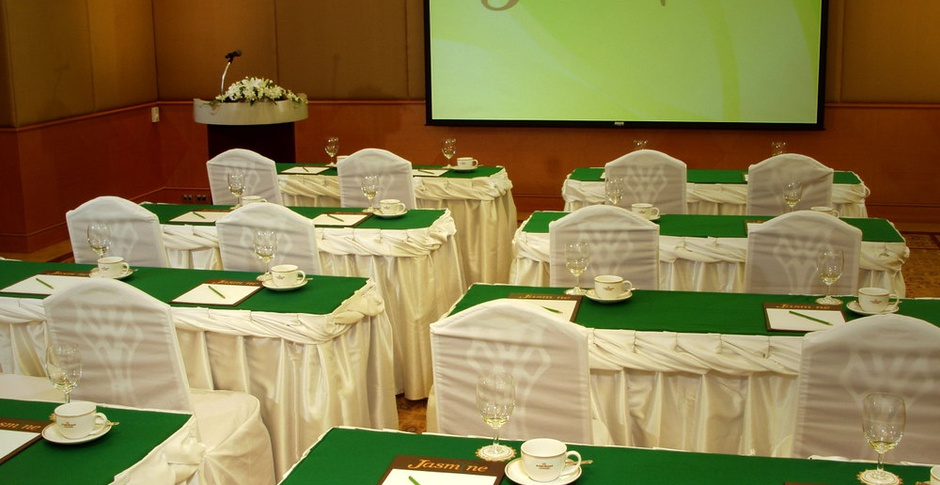 BOARDROOMS Jasmine City Hotel en Bangkok