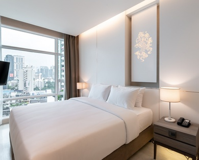 JUNIOR SUITE 1 BEDROOM  Jasmine 59 Hotel en Bangkok
