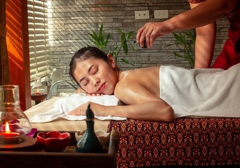 Deluxe with Aroma Massage package เราเที่ยวด้วยกัน Jasmine 59 Hotel