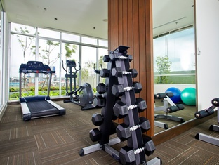 GYM Jasmine Resort Hotel en Bangkok