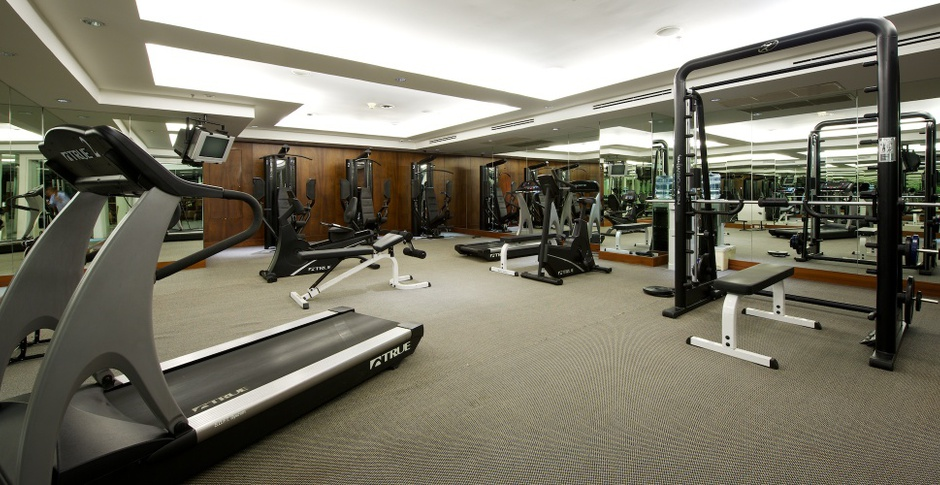 GYM Jasmine City Hotel en Bangkok